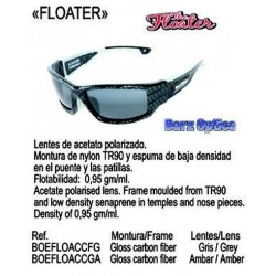 GAFAS DE SOL FLOATER GCF AMBAR